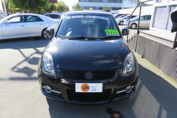 Suzuki Swift SPORTS 2006