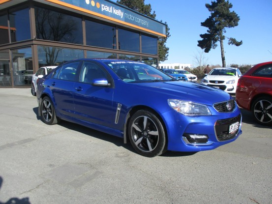 Holden Commodore SV6 2016