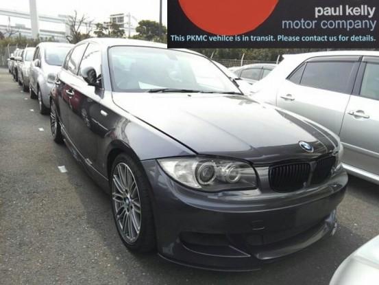 BMW 130i M-SPORT 2008