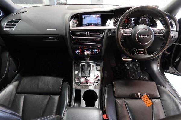 Audi S5 QUATTRO 2012