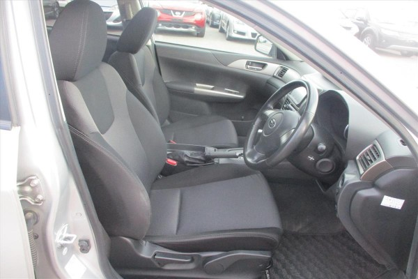 Subaru Impreza 20S 4WD 2008
