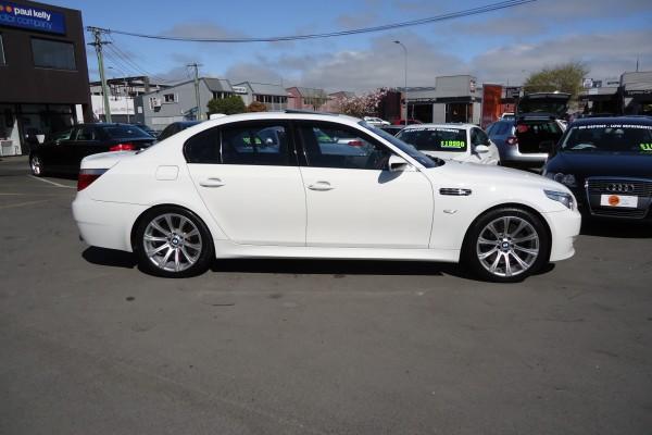 BMW M5 V10 2006