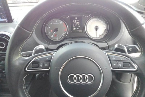Audi S3 QUATTRO 2015