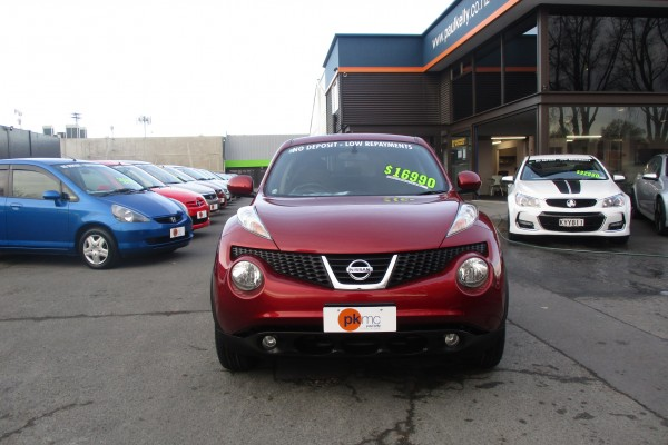 Nissan Juke 15RX TYPE 2012