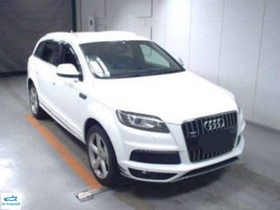 Audi Q7 3.0TFSI S- 2011