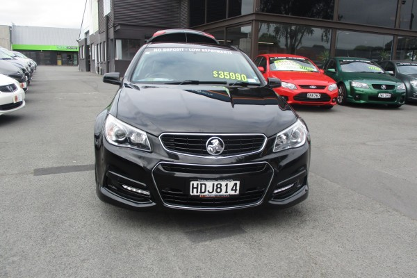 Holden Commodore SS 2013