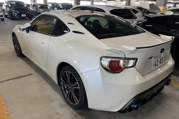 Subaru BRZ S 2012