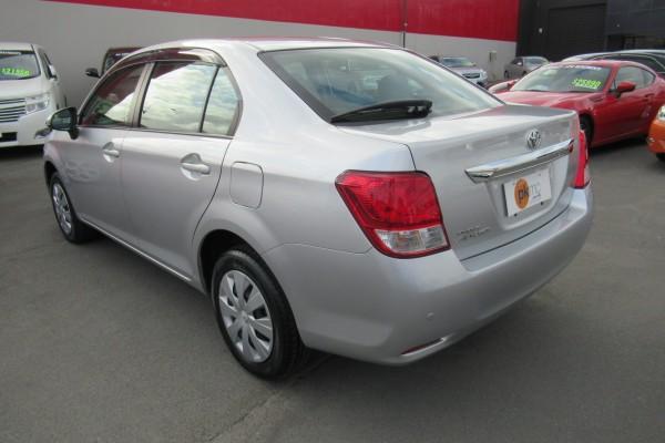 Toyota Corolla Axio 4WD 1.5X 2014