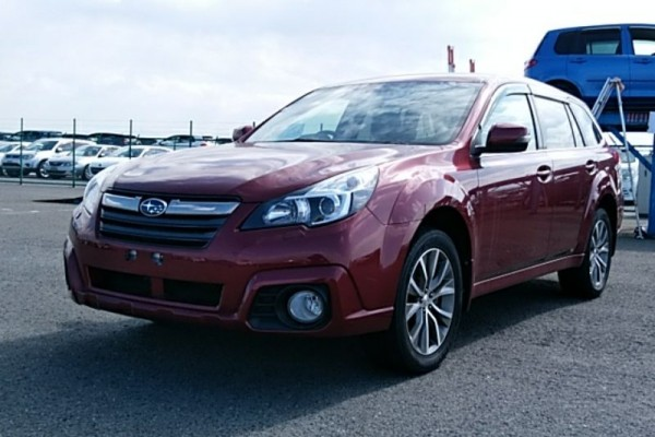 Subaru Outback 2.5I EYESI 2014