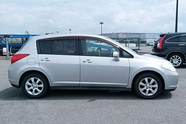 Nissan Tiida 15S 2006