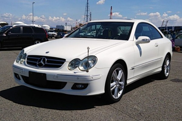Mercedes-Benz CLK 350 AVANTGARDE 2005