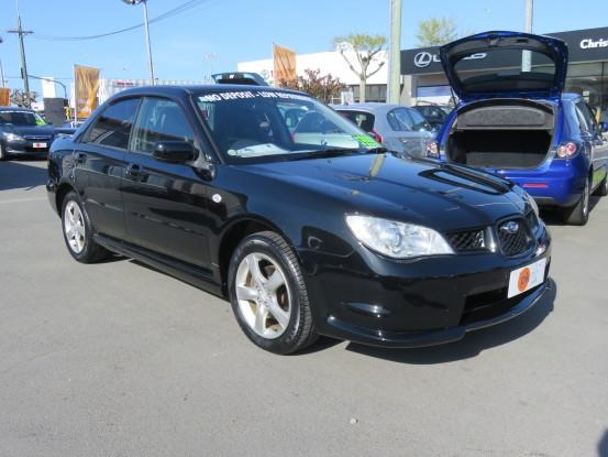 Subaru Impreza 1.5R 4WD 2006