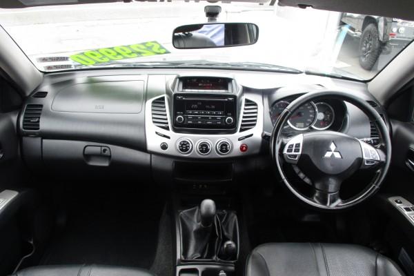 Mitsubishi Triton GLS 2014
