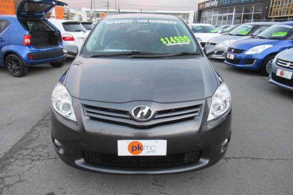 Toyota Corolla Auris 150XM 2010