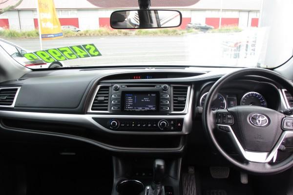 Toyota Highlander GX 2017