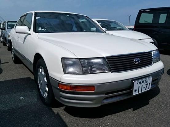 Toyota Celsior VERSION B 1997