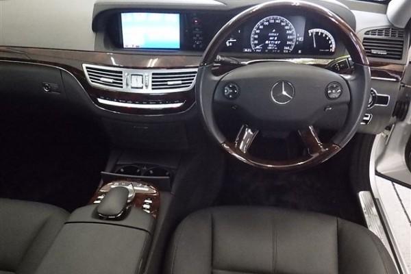 Mercedes-Benz S350  2008