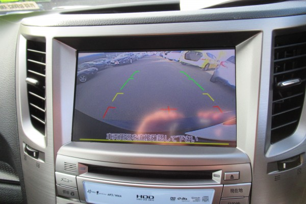 Subaru Outback EYESIGHT 2011