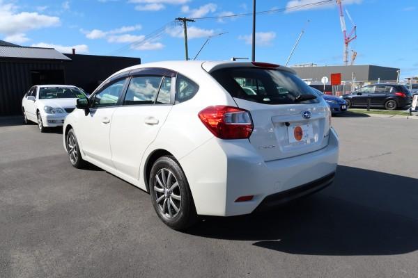 Subaru Impreza 1.6I AWD 2015