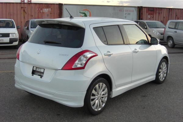 Suzuki Swift 1.2RS 2011
