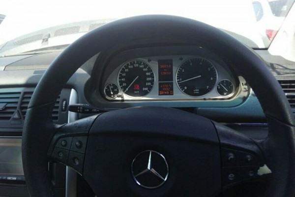 Mercedes-Benz B 170  2008
