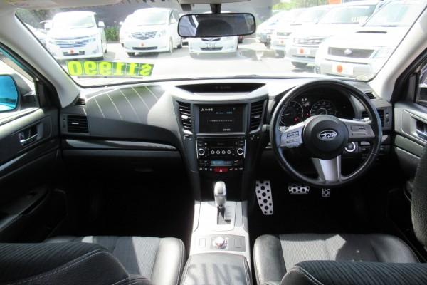 Subaru Legacy 2.5I S PAC 2010