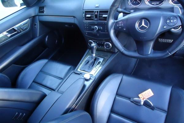 Mercedes-Benz C63 AMG  2008