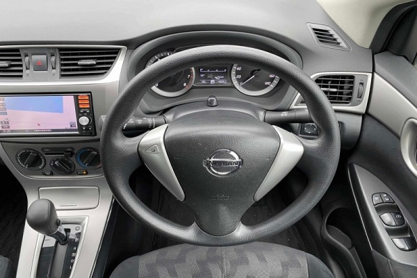 Nissan Sylphy 1.8S 2013