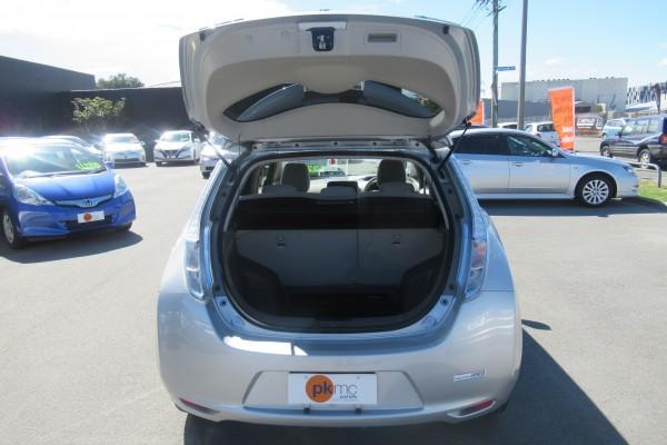Nissan Leaf 24G 2014