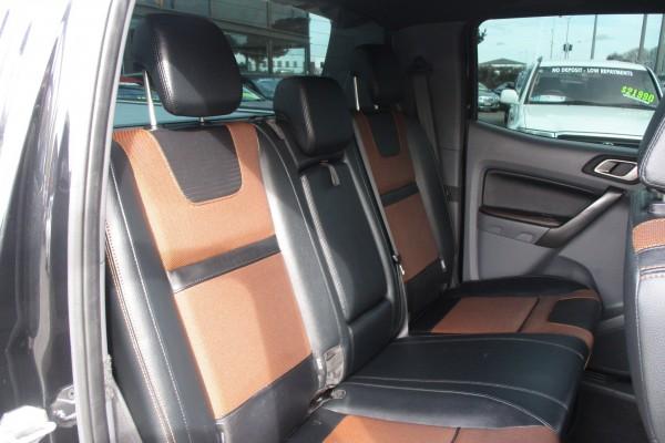 Ford Ranger WILDTRAK 2016