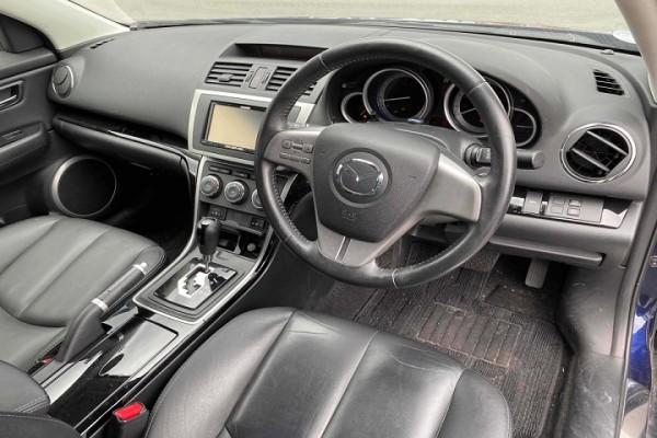 Mazda Atenza 25EX LEATH 2008