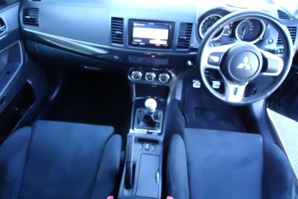 Mitsubishi Lancer Evolution X GSR EVO 10 2012