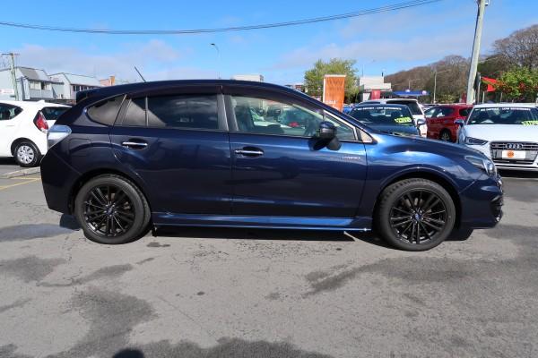 Subaru Impreza 2.0S HYBRI 2016
