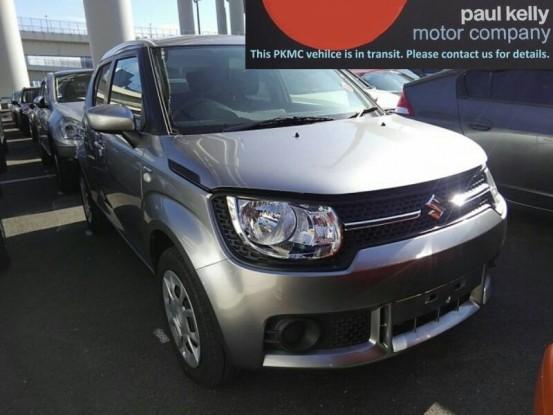 Suzuki Ignis HYBRID MG 2016