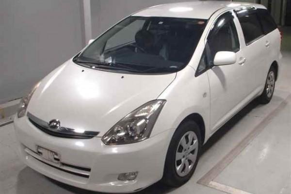 Toyota Wish 2.0G 2008