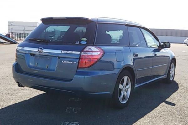 Subaru Legacy 2.0I 4WD 2008