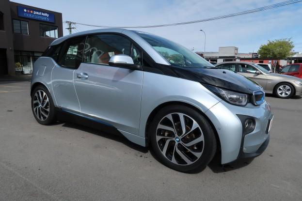 BMW i3 ELECTRIC 2013