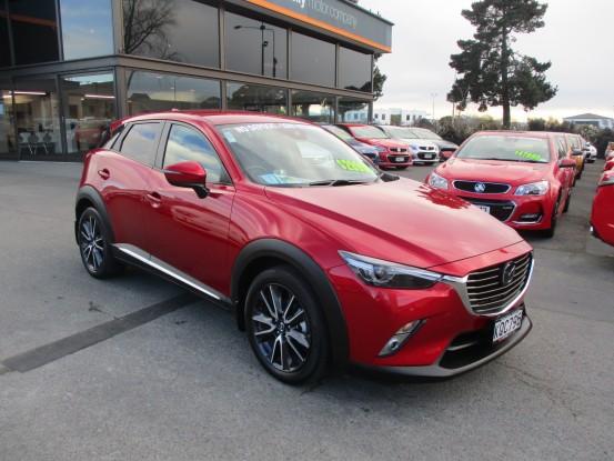 Mazda CX3 LIMITED 2017
