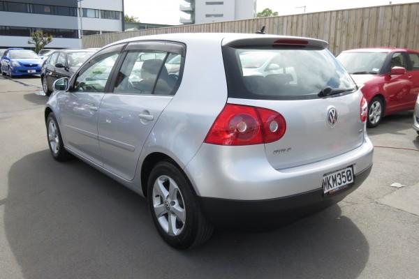 Volkswagen Golf TSI 2008