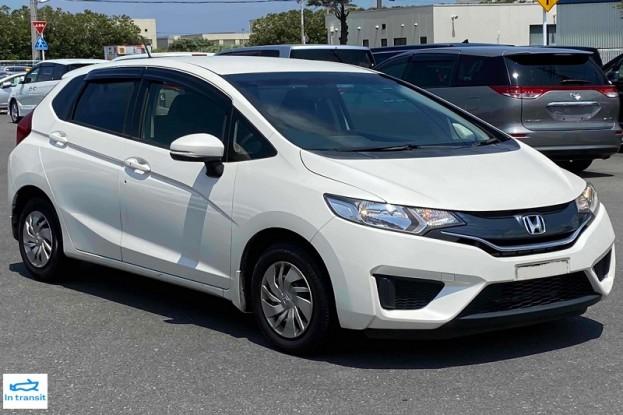 Honda Fit 13G 2013