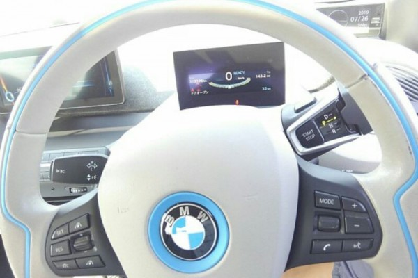 BMW i3 REX RANGE 2014