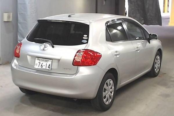 Toyota Corolla Auris 150XM 2007