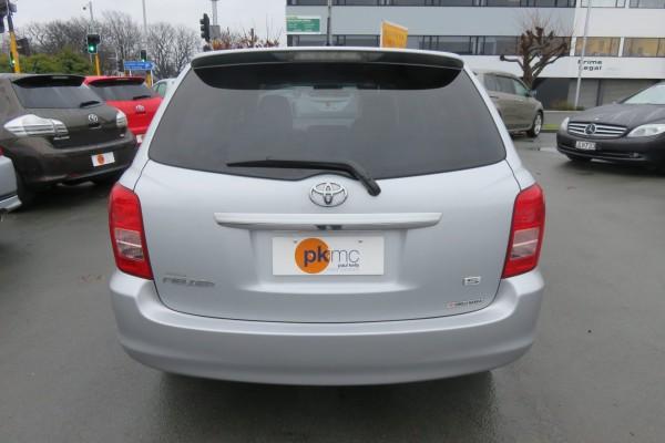 Toyota Corolla Fielder 1.8S 2008