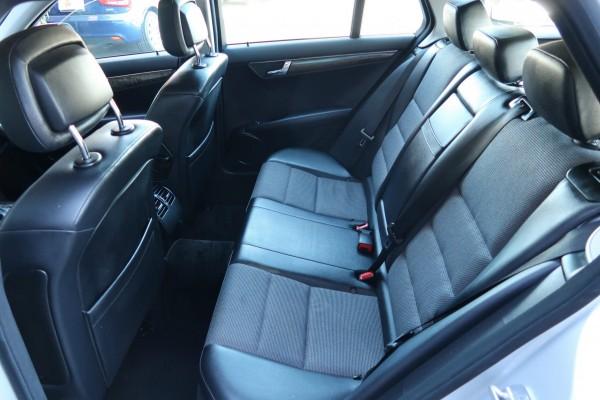 Mercedes-Benz C 200 AVANTGARDE 2008