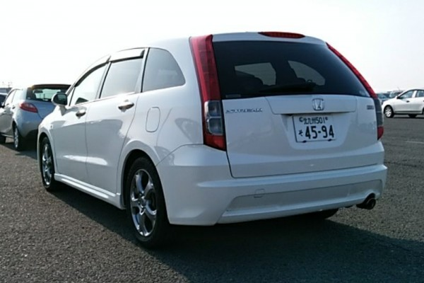 Honda Stream RSZ 2008