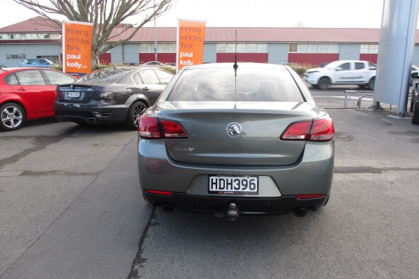 Holden Commodore CALAIS V 2013