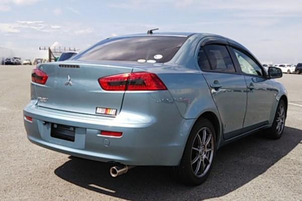 Mitsubishi Galant EXCEED 2007