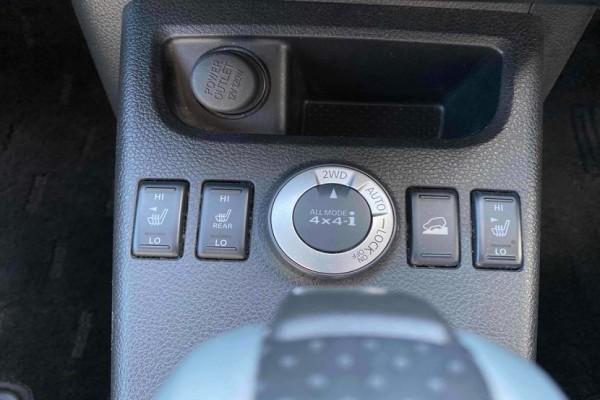Nissan X-TRAIL 20X 4WD 2010
