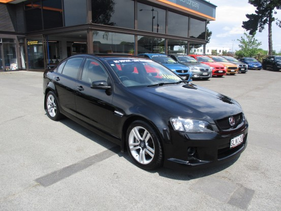 Holden Commodore SV6 2008