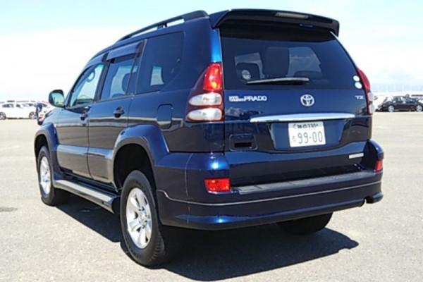 Toyota Land Cruiser Prado TZ G V6 2006